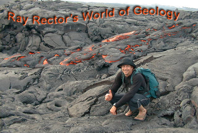 Ray Next to Red-Hot Lava